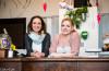 Właścicielki rodzinnej kawiarni Puszczyk: Ewelina Żukowska-Nadulska i Anna Węgrzynek