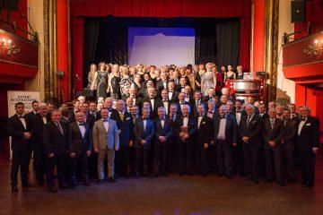 Rotary Club bal charytatywny zbiorowe