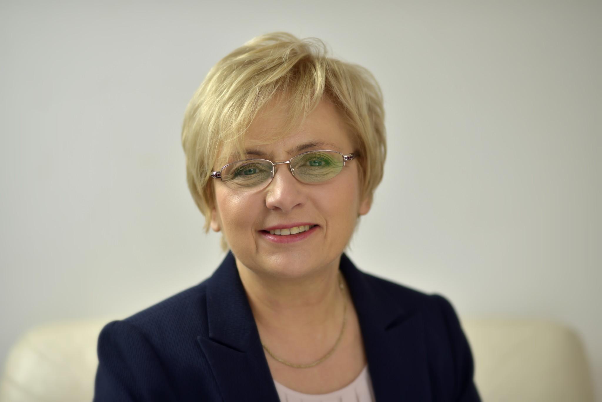 Prezes Wanda Alicja Stypułkowska