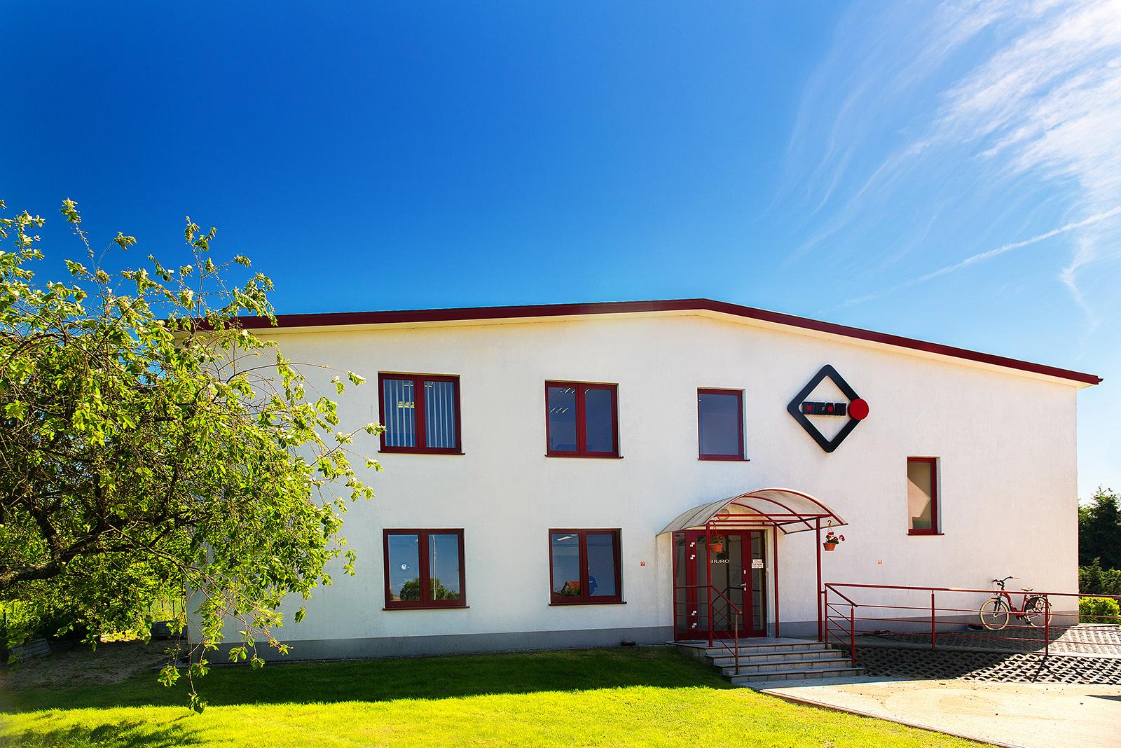 Siedziba firmy HEAN Opakowamnia