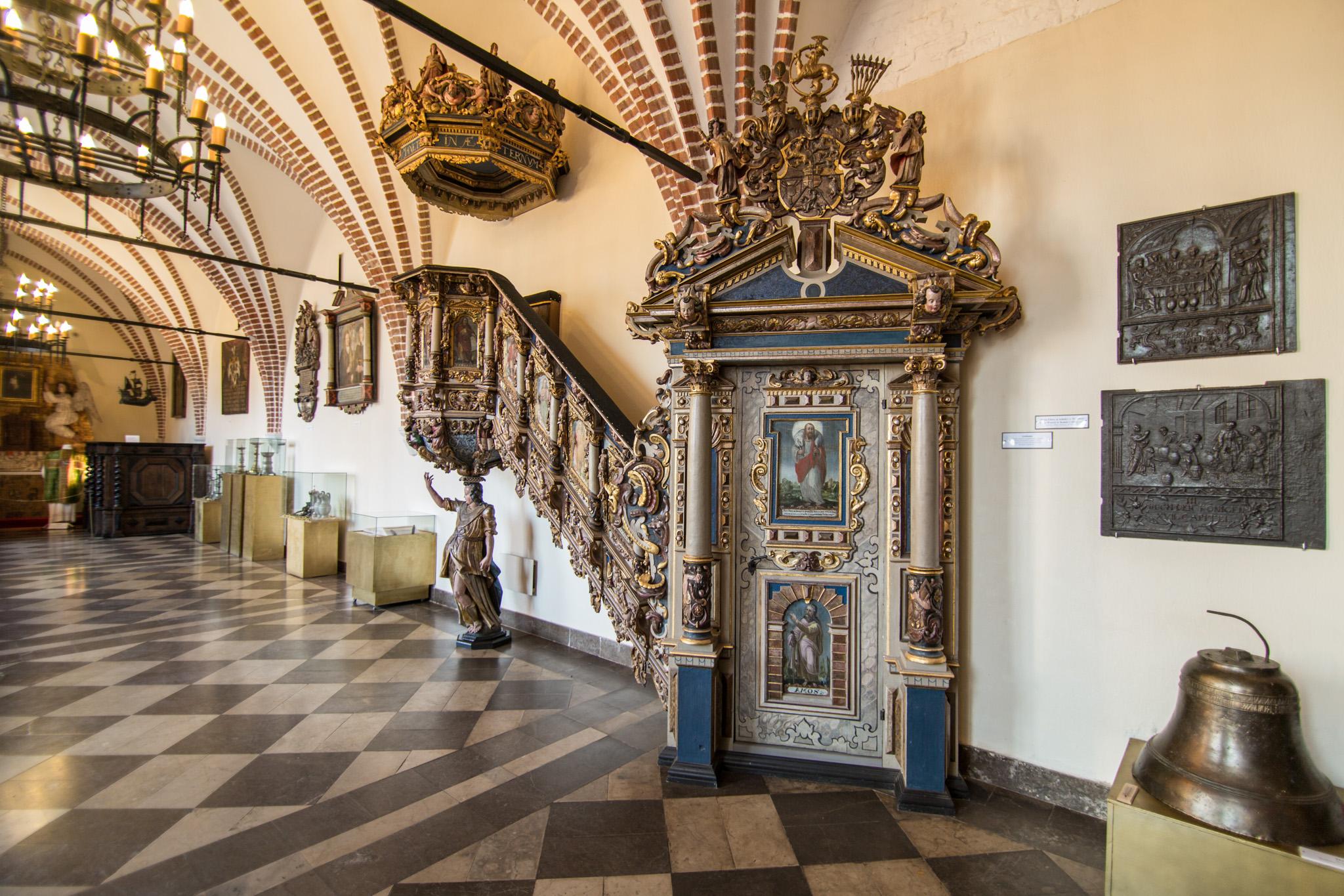 Zamek w darłowie 2