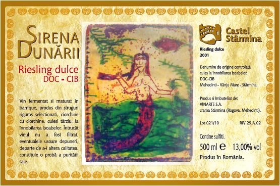 Sirena Dunarii