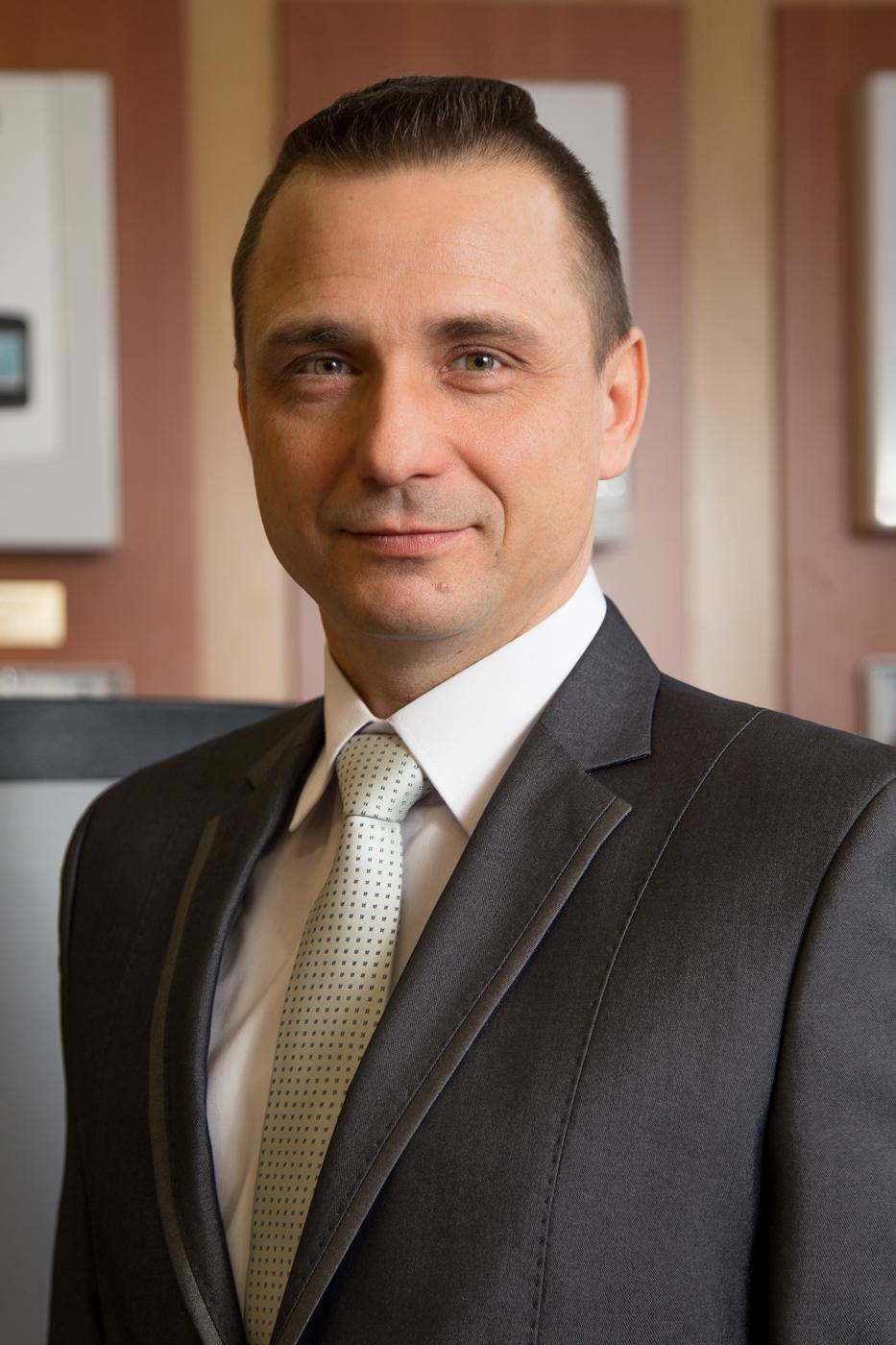 Remigiusz Piotrowski wiceprezes zarządu