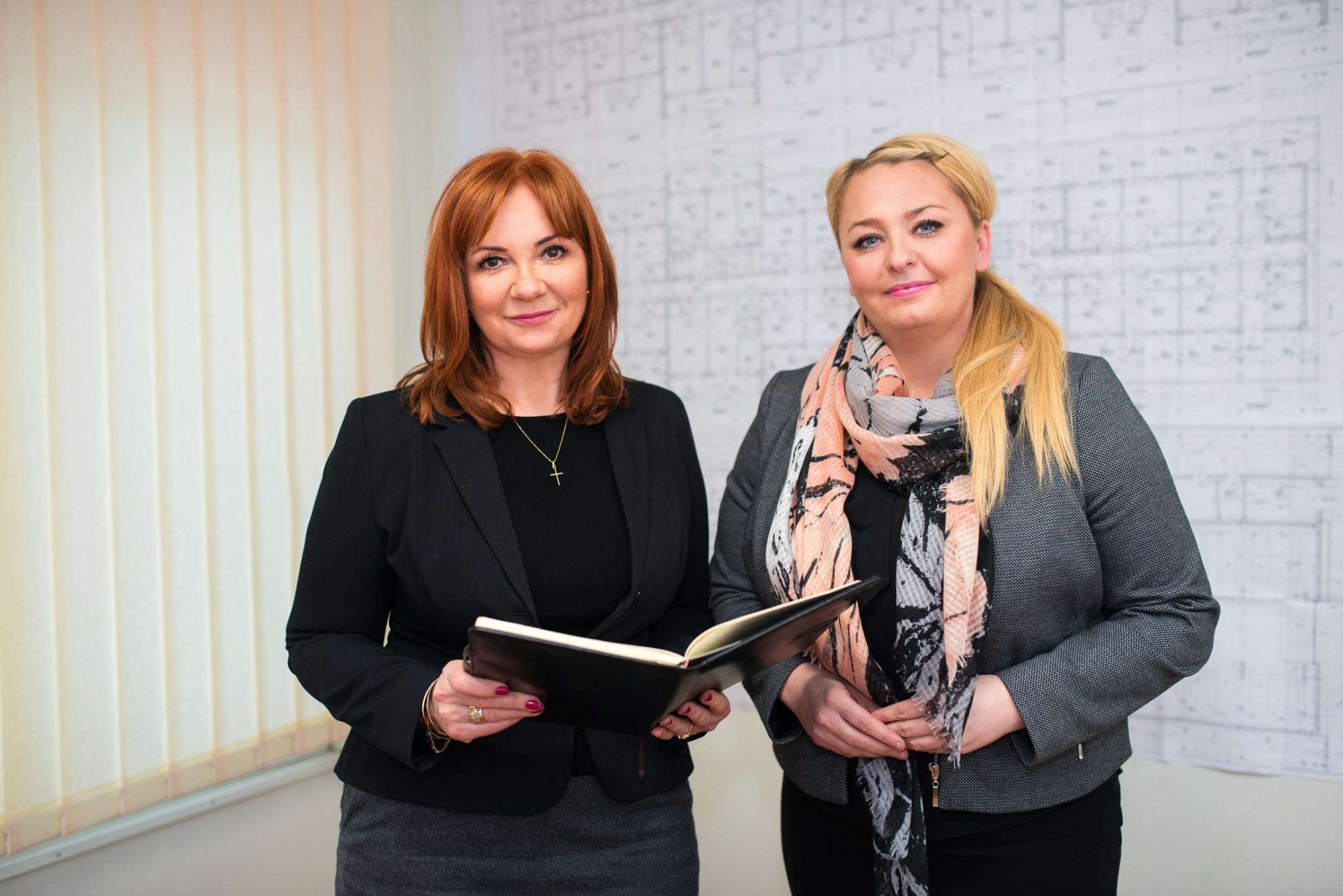 Wioletta Stelmach i Agnieszka Fedoruk