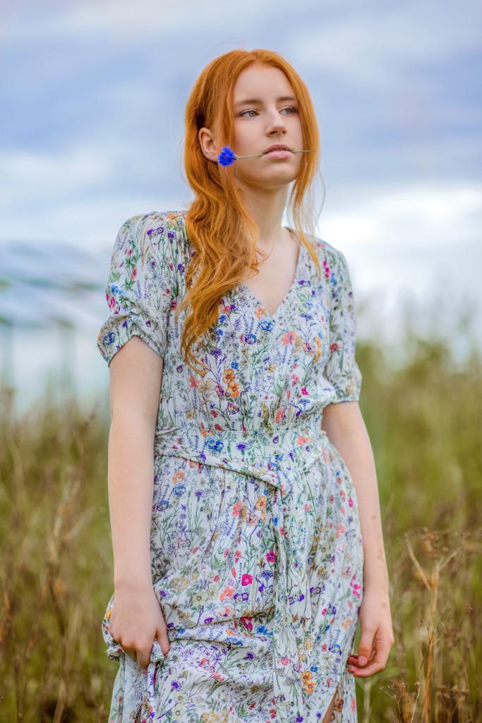 Sukienka: H&M, cena: 79,90 złotych