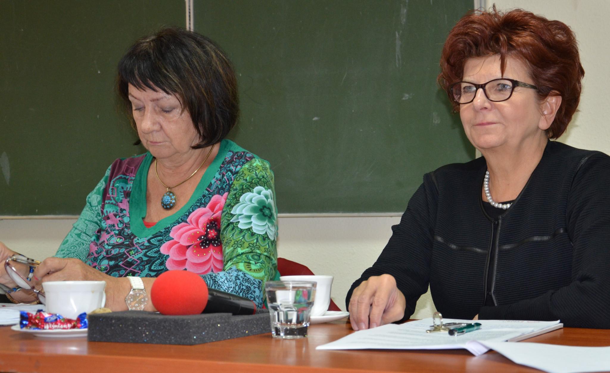Niezłomne jurorki Anna Piwowarska-Nasz i Anna Sekudewicz w 10. godzinie słuchania