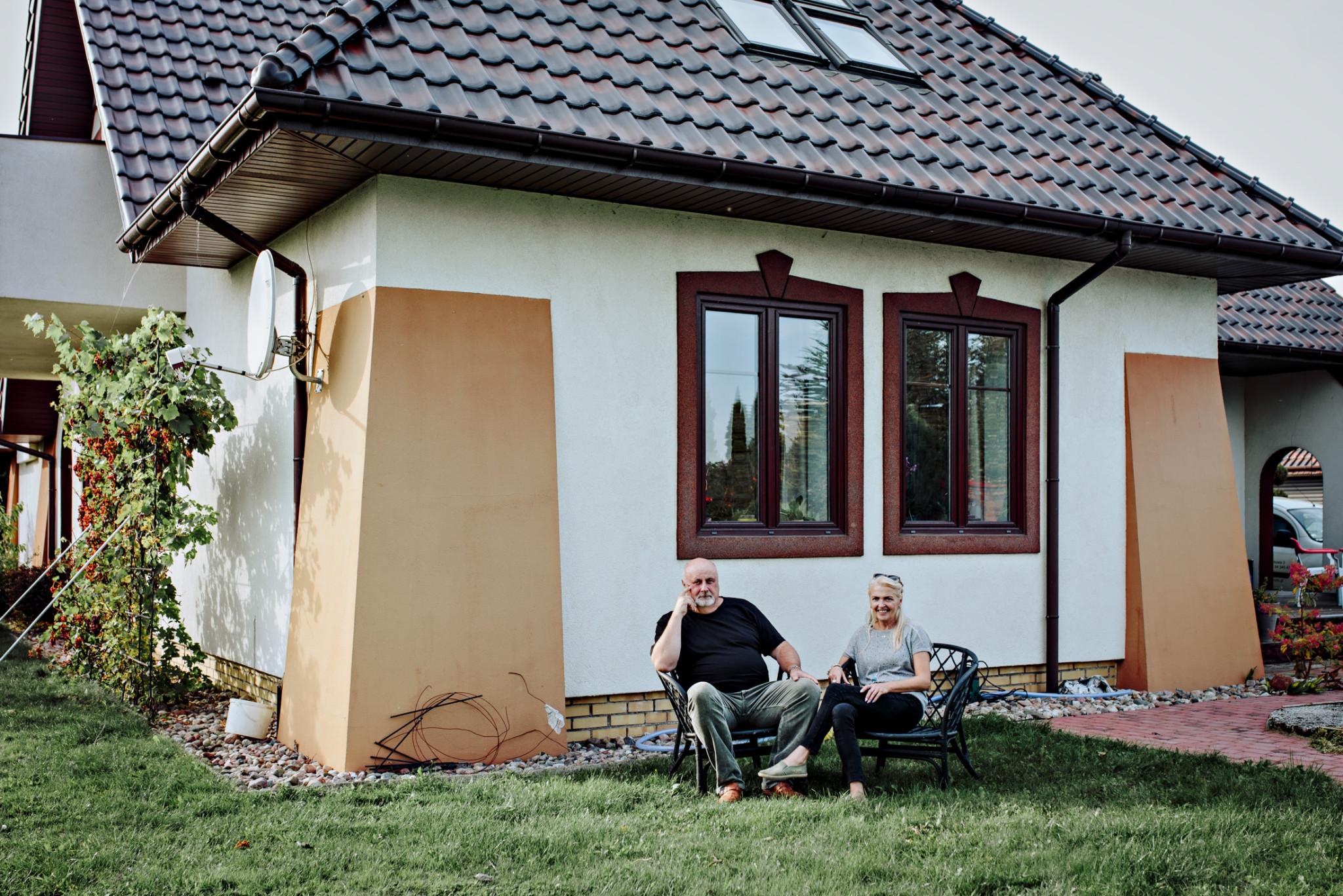 Anna i Andrzej Pawełkiewiczowie 4