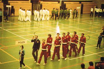 Arnhem 1980. Romuald Rasiak – najwyższy w polskiej reprezentacji paraolimpijskiej