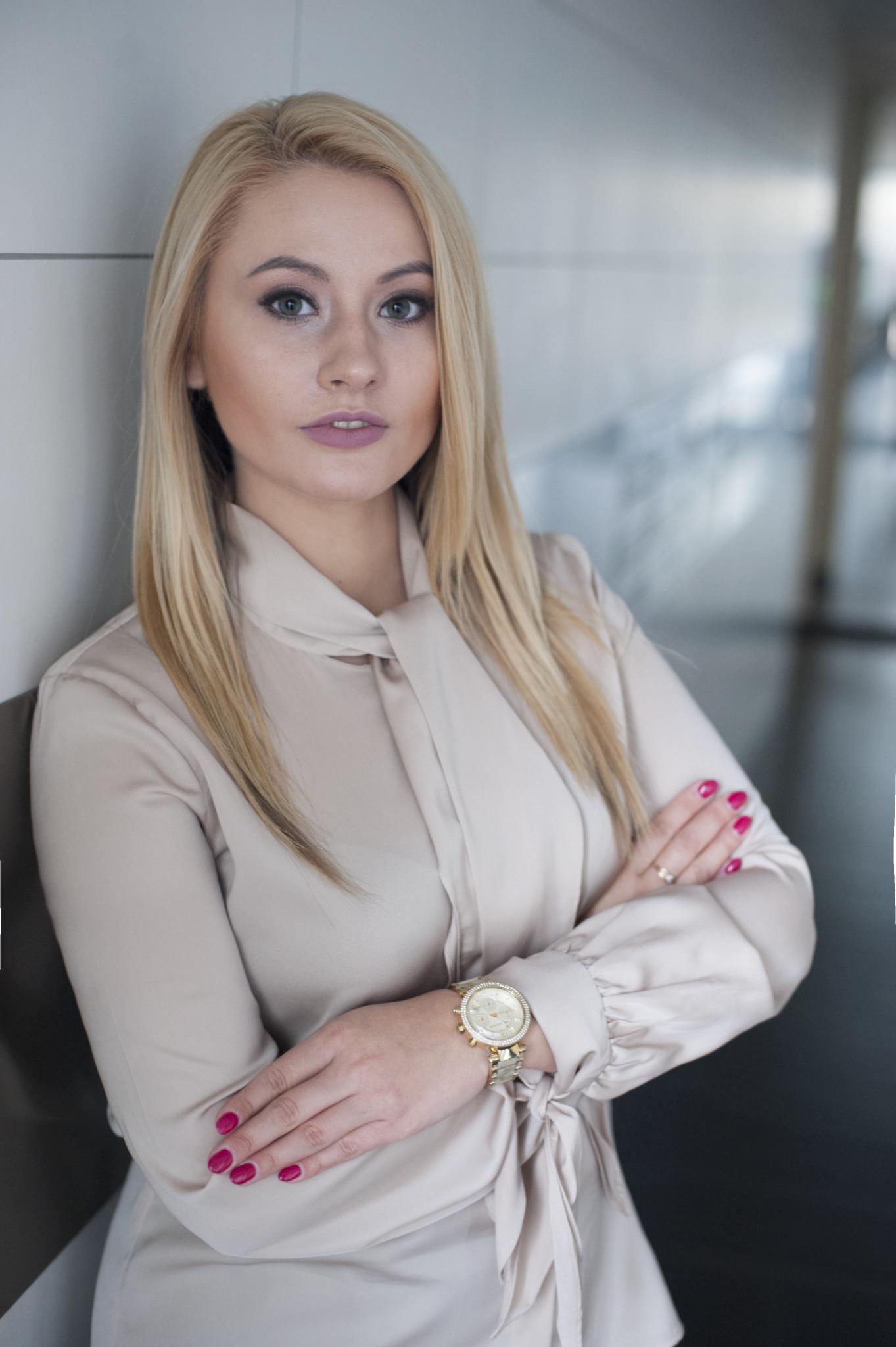 Kamila Łabiak, współwłaścicielka kliniki