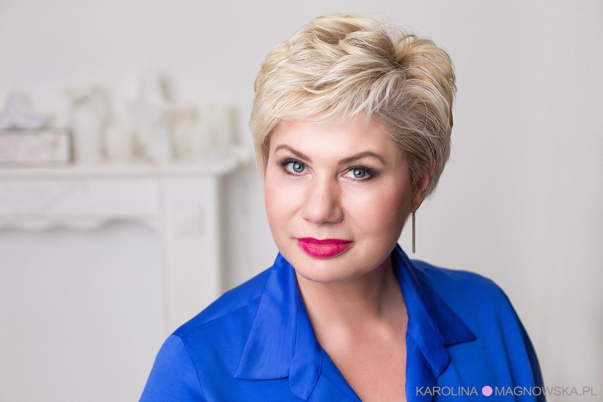 Marzena Kulik, współwłaścicielka kliniki