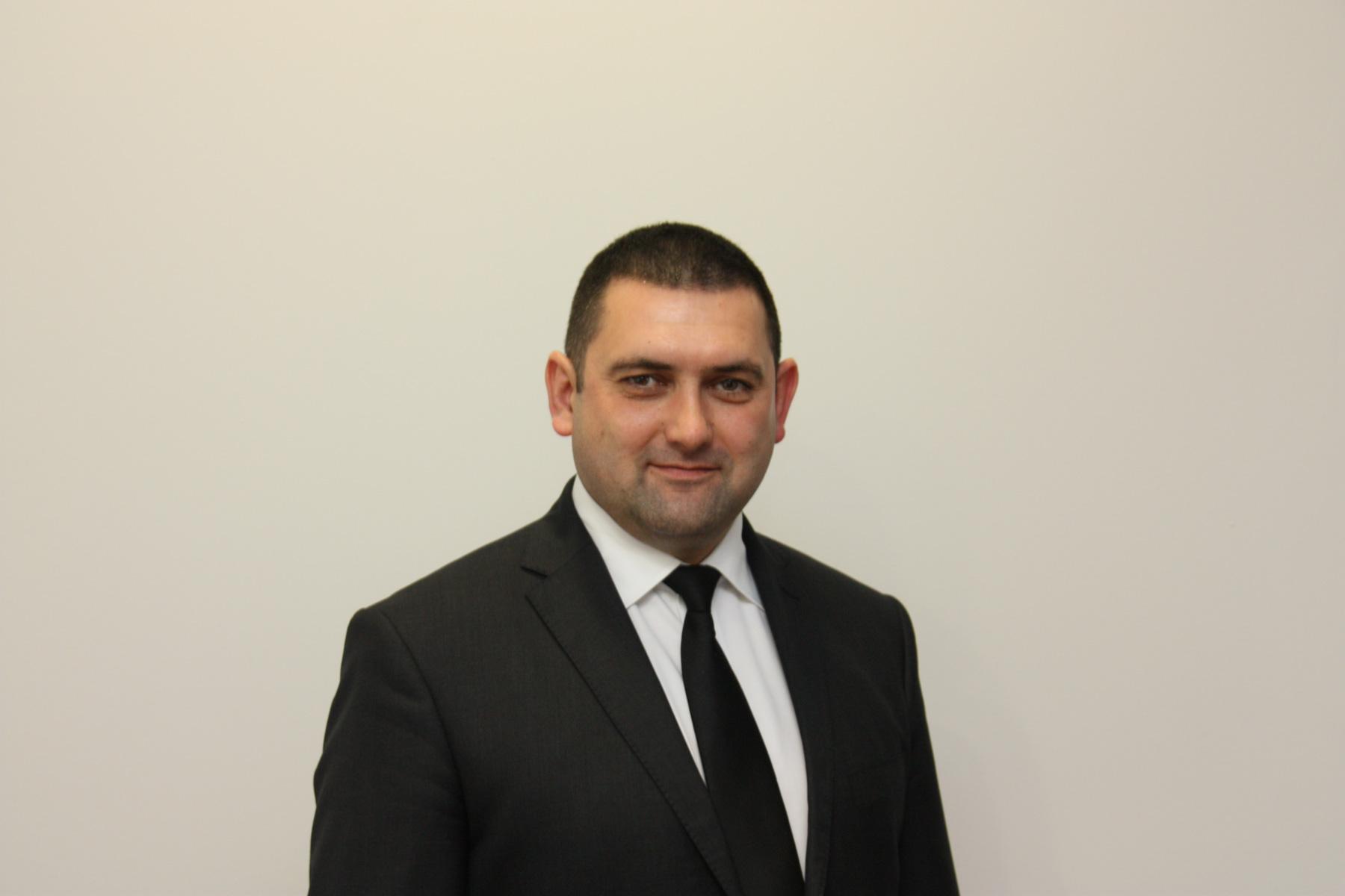 Rafał Zawada, szef sprzedaży samochodów osobowych Mercedes-Benz