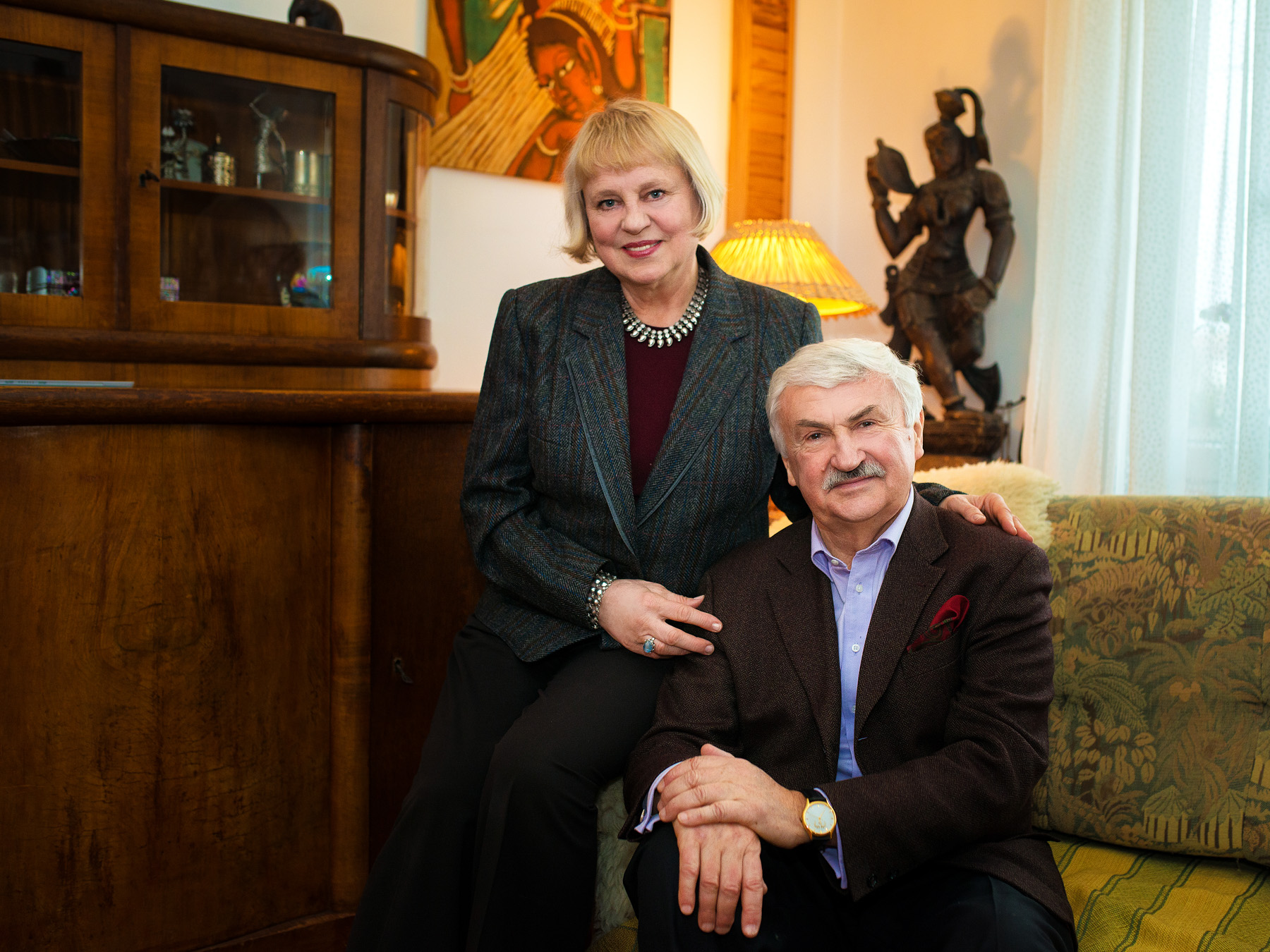 Zofia i Krzysztof Majkowie 1