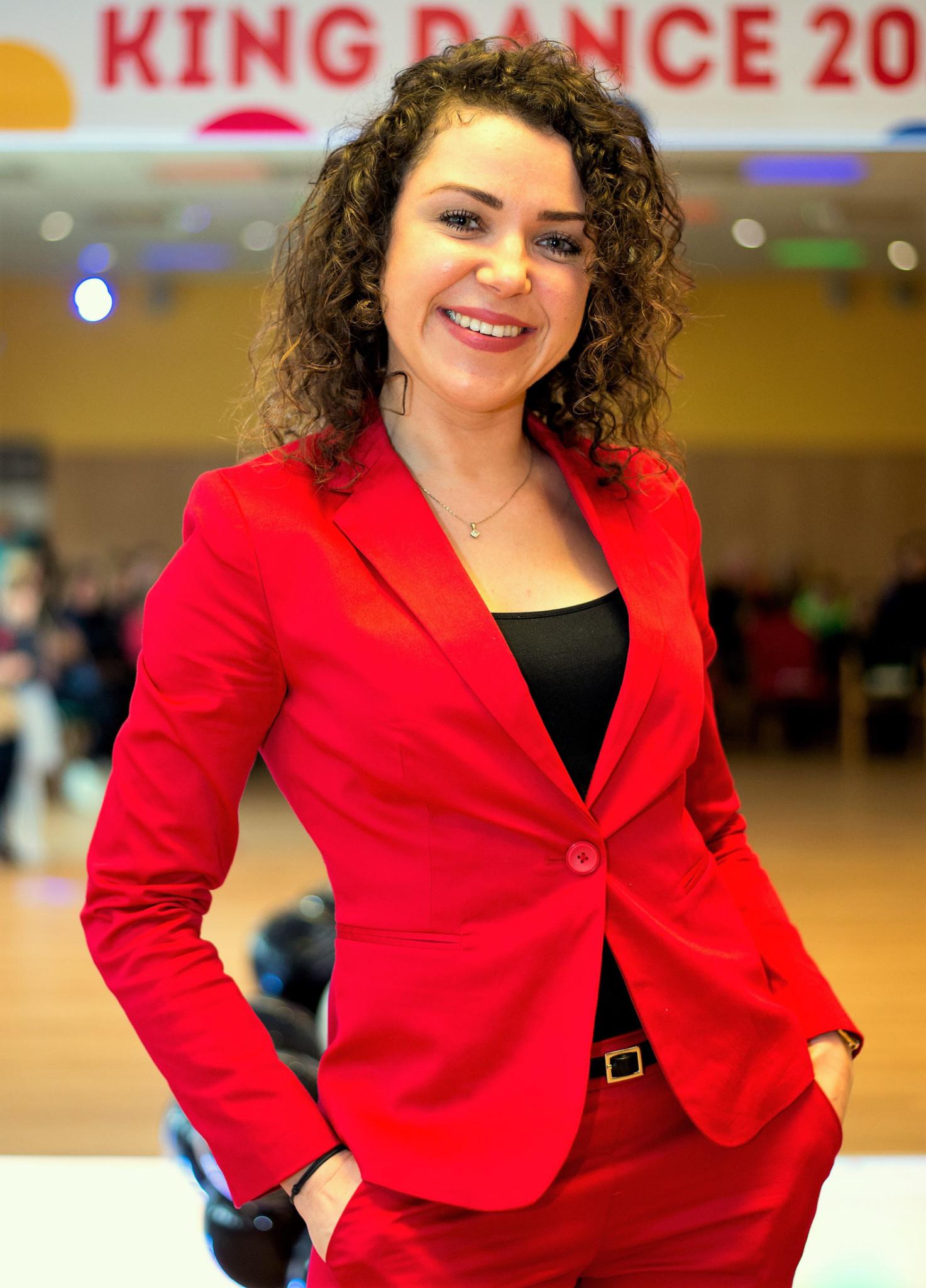 Kinga Olchowik, właścicielka Szkoły Tańca King Dance