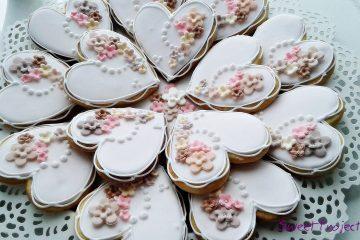 Własnoręcznie pieczone oraz dekorowane pierniczki x sweet project