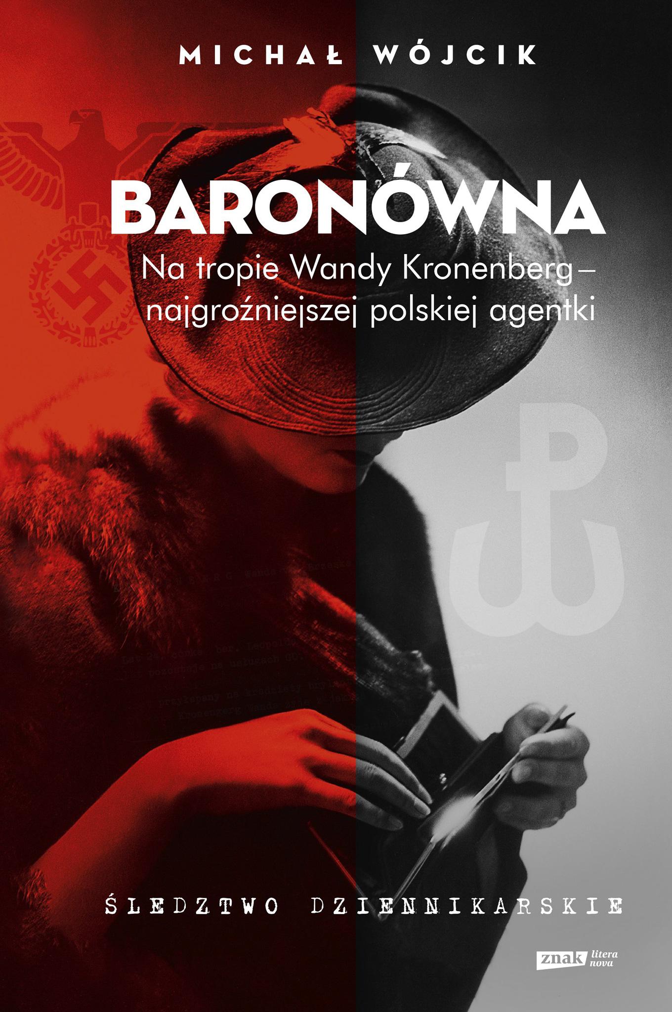 Wojcik_Baronowna_Na_tropie_Wandy_Kronenberg