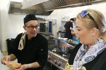 Zaglądaliśmy również do wielu kuchni, żeby znaleźć inspirację do kulinarnych eksperymentów w naszej koszalińskiej Toscanie