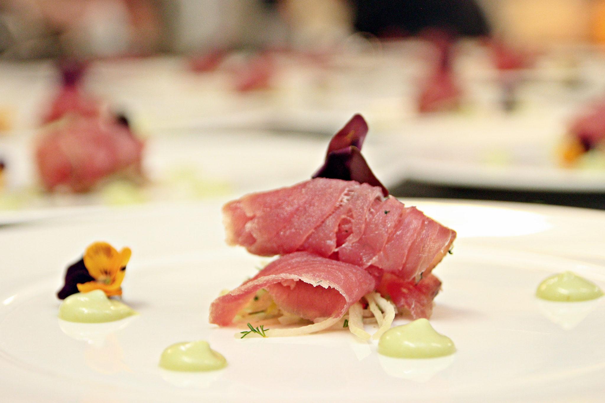 danie 2 tuńczyk