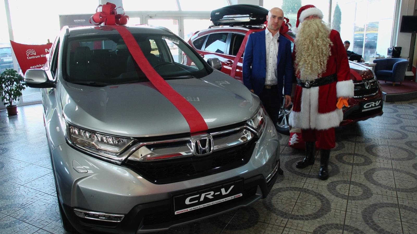 Rata leasingu przykładowo dla modelu Honda CR-V 1.5 T Elegance 2WD może wynosić już od 1813 zł netto miesięcznie (przy cenie samochodu 104065,04 zł netto, przy 35 ratach i 45% wpłaty własnej, wykup 1% wartości pojazdy).