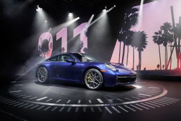 Porsche 911 (typ 992) – premiera w Los Angeles