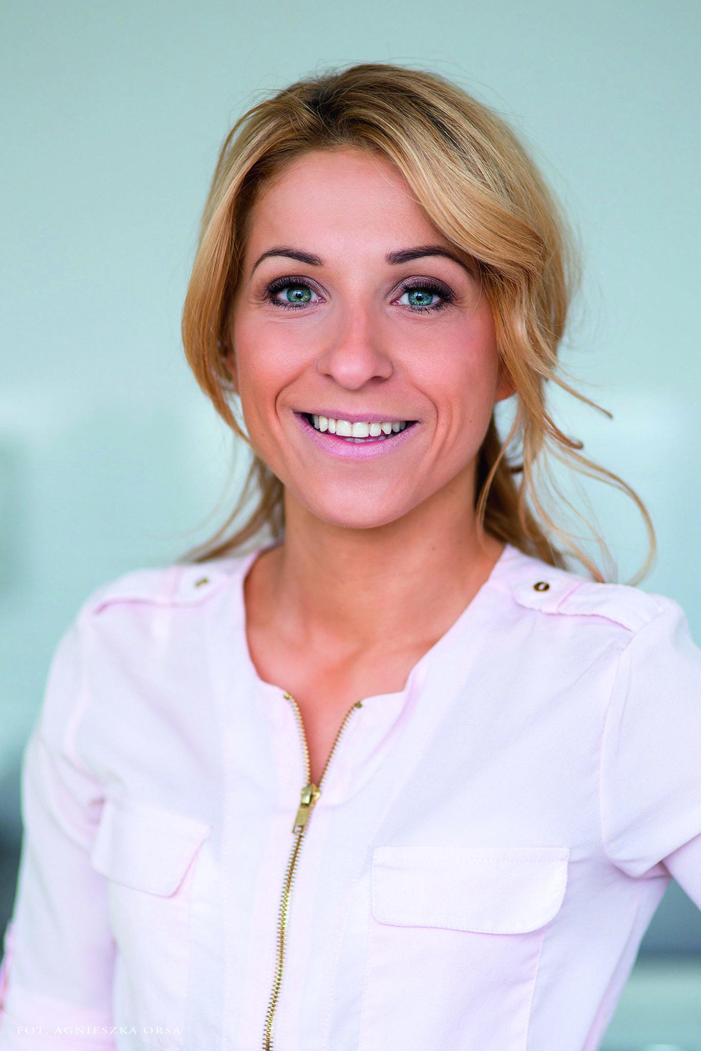 Magdalena Pasek, refleksolog