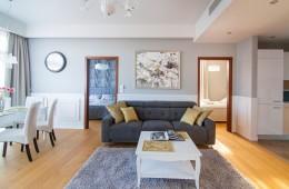apartamentowiec Dune A wnętrze jednego z apartamentów (1)