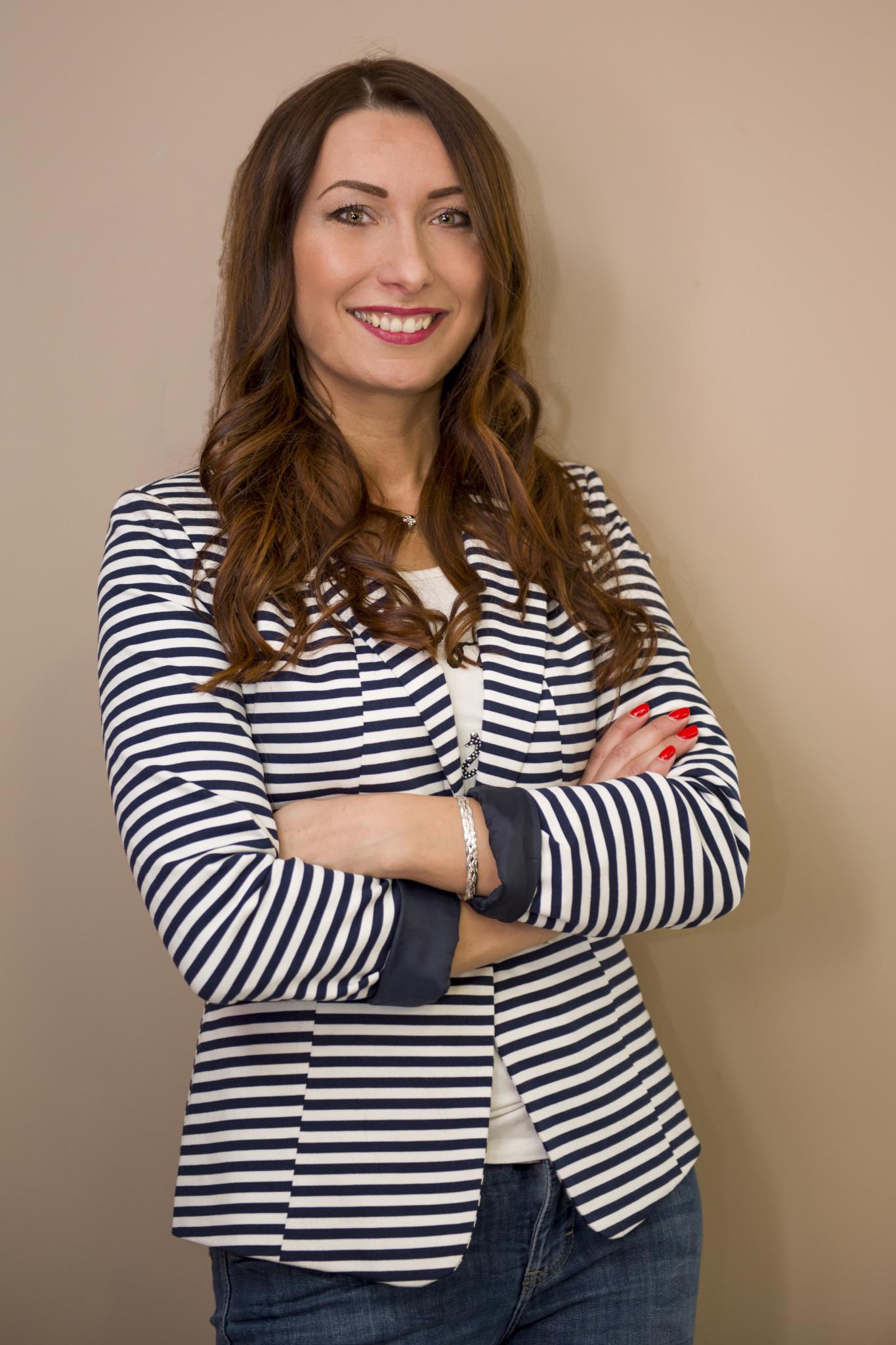 Agnieszka Strojna, właścicielka AGA Holiday