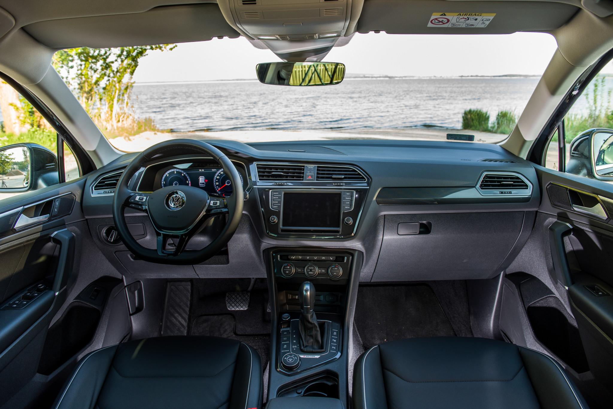 Tiguan, Volkswagen, SUV,wnetrze, 11.05.2016,  Fot. Marcin Betliński (19)