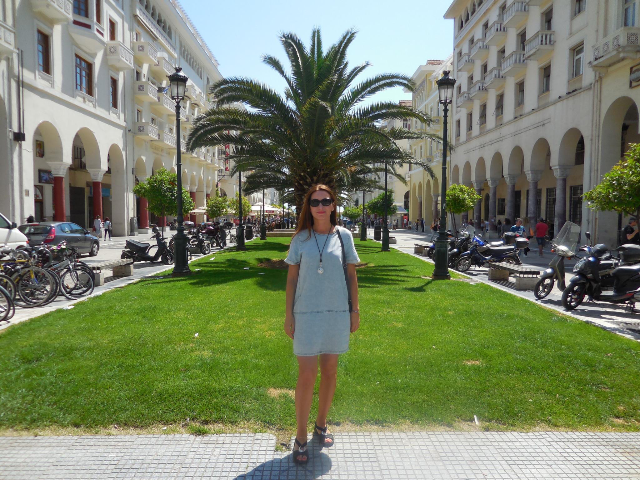 Saloniki miasto