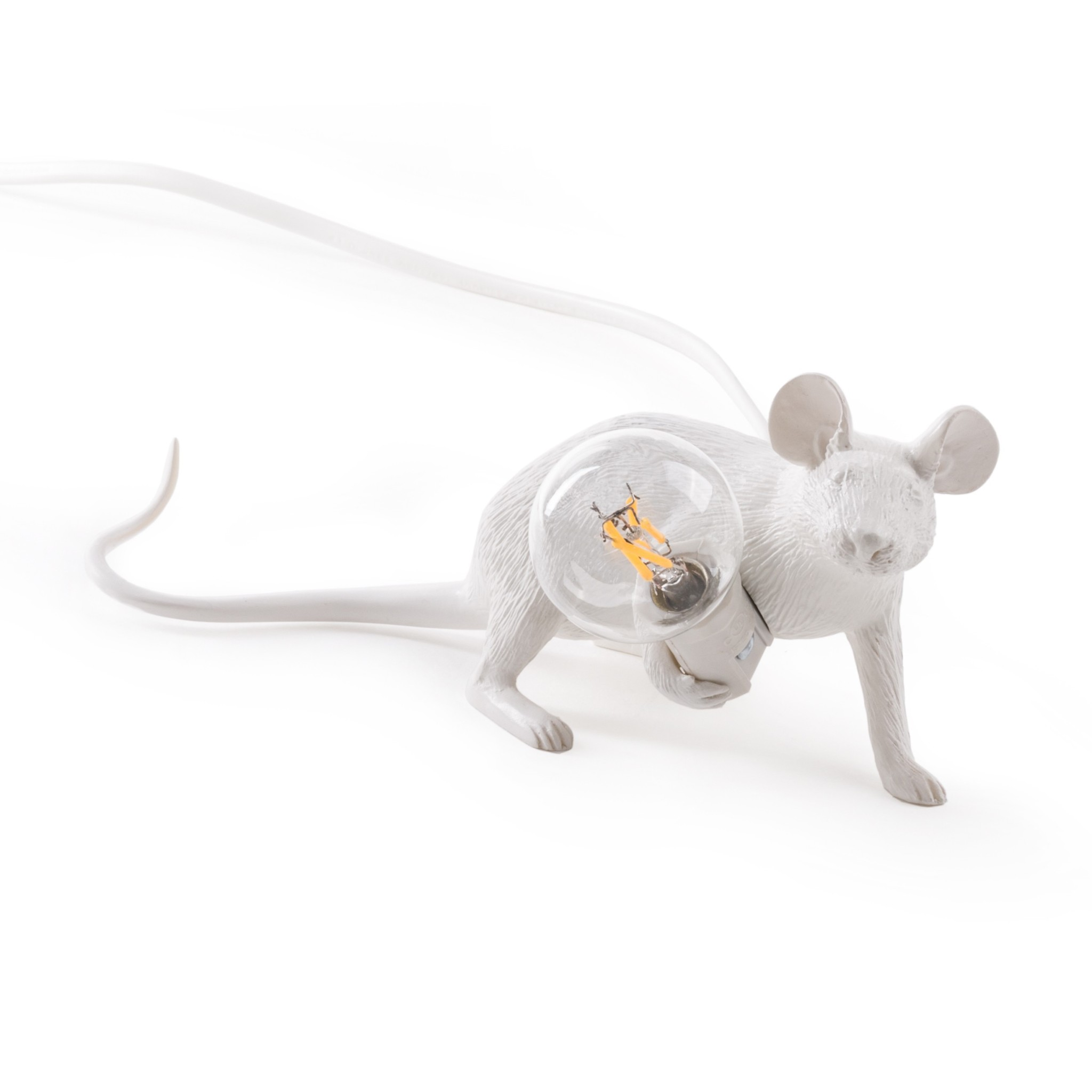 Lampka nocna Mouse, Seletti, Pufa Design Showroom z Kołobrzegu - www.pufadesign.pl