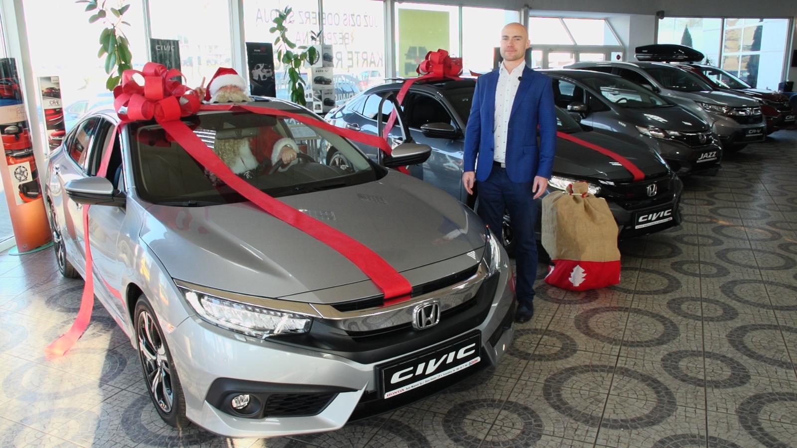 Rata leasingu dla prezentowanego modelu Honda Civic 1.5 T Sport może wynosić już od 1622,90 zł netto miesięcznie (przy 36 ratach i całkowitym limicie kilometrów wynoszącym - 60 tys. km).
