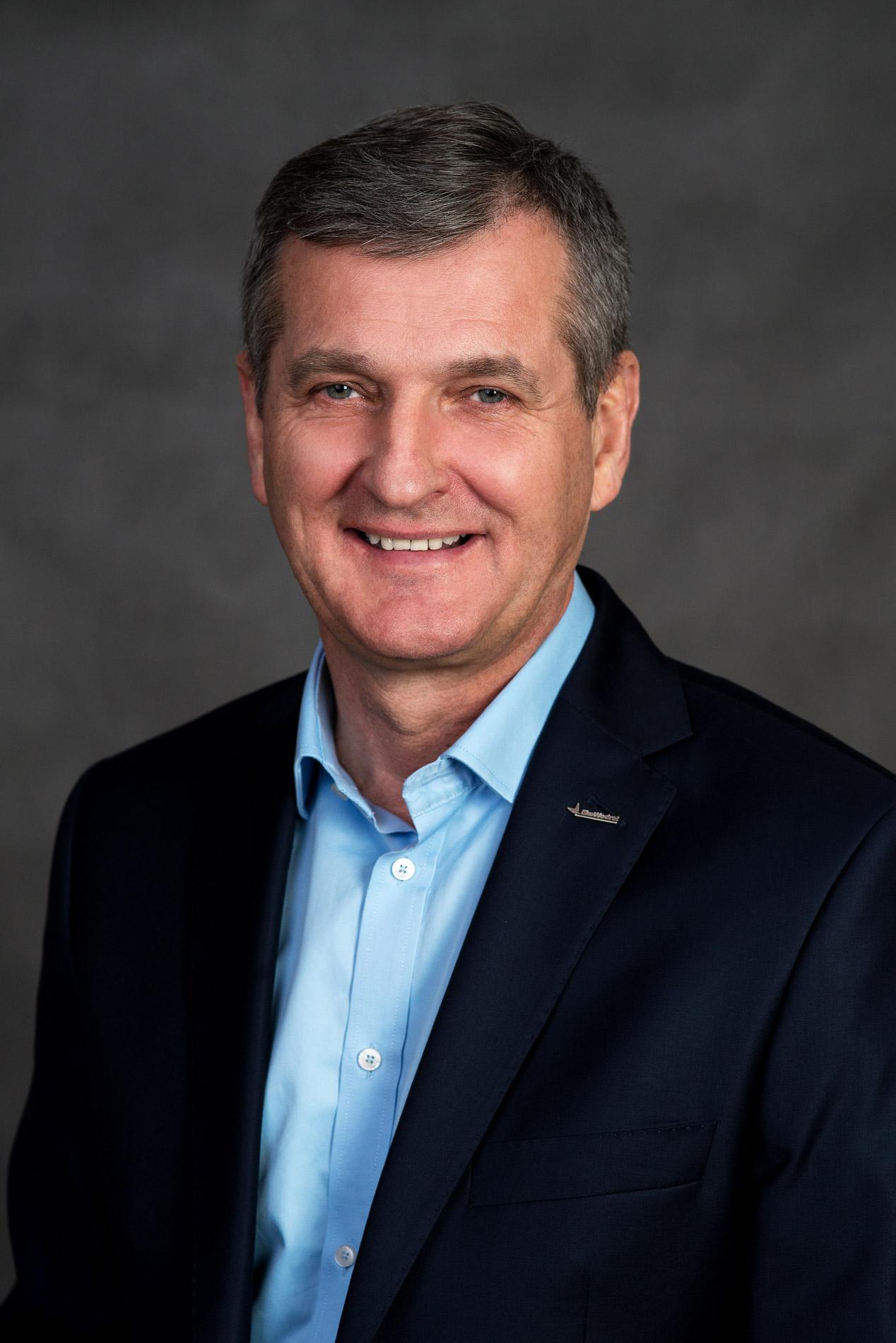Wiceprezes Zbigniew Chudzik, 25 lat pracy w firmie