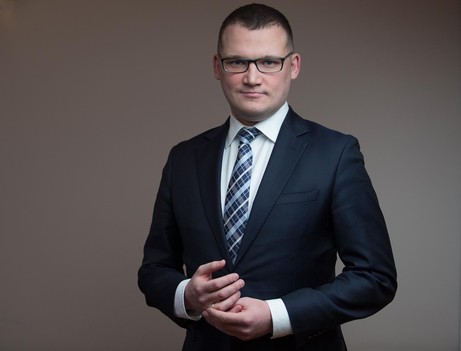 27.03.2019 Warszawa   Wywiad Marcina Fijolka z Pawlem Szefernakerem wiceministrem w ministerstwie MSWiA Fot. Andrzej Wiktor