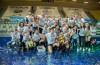 Drużyna klubu Energa AZS Koszalin, ponownie z brązowym medal Mistrzostw Polski