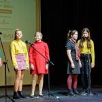 Pozakonkursowy występ Mini Studia Poezji i Piosenki z Centrum Kultury 105 w Koszalinie
