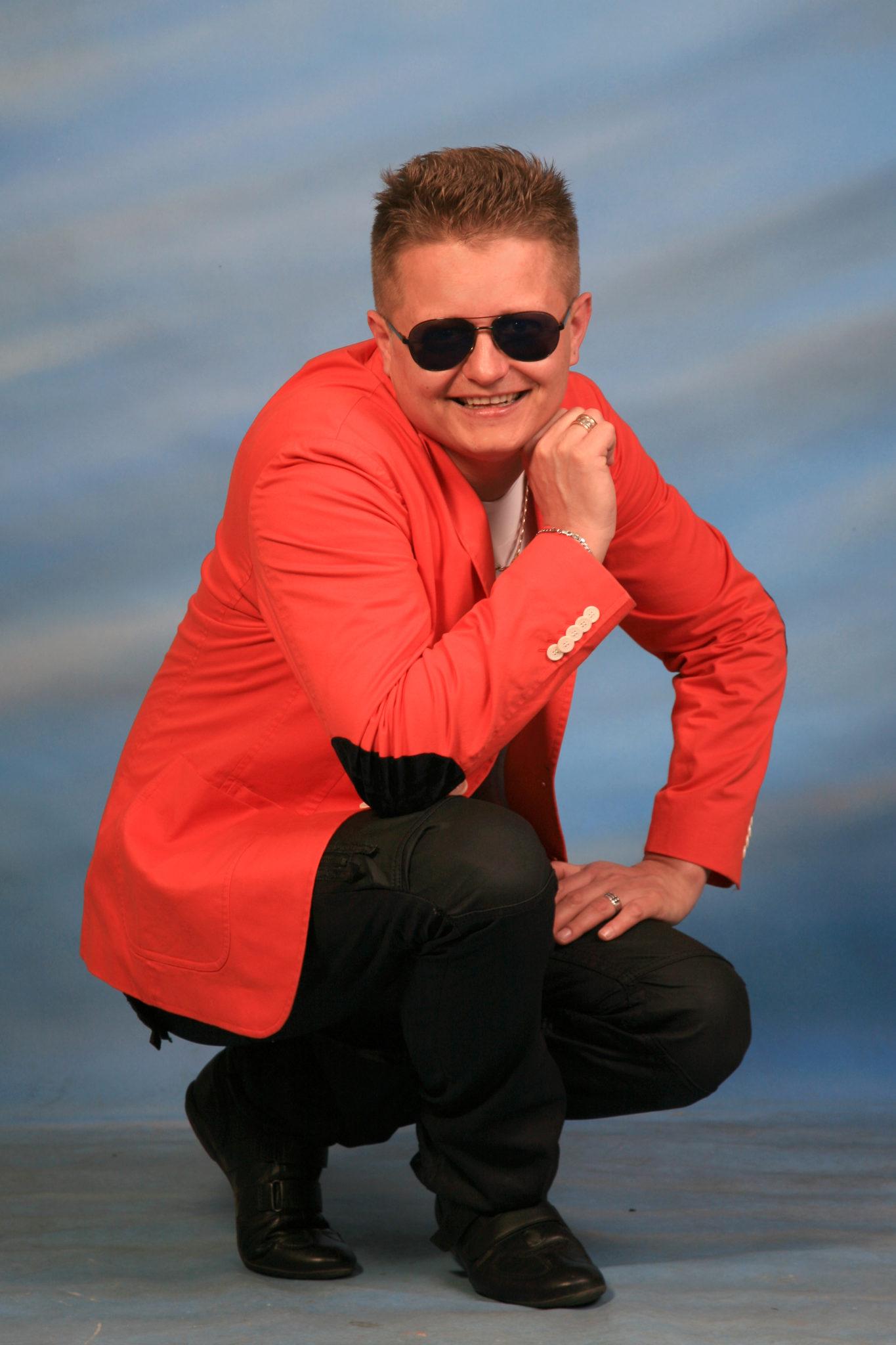Marcin Guze – Dizel, wokalista i autor piosenek zespołu Dizel