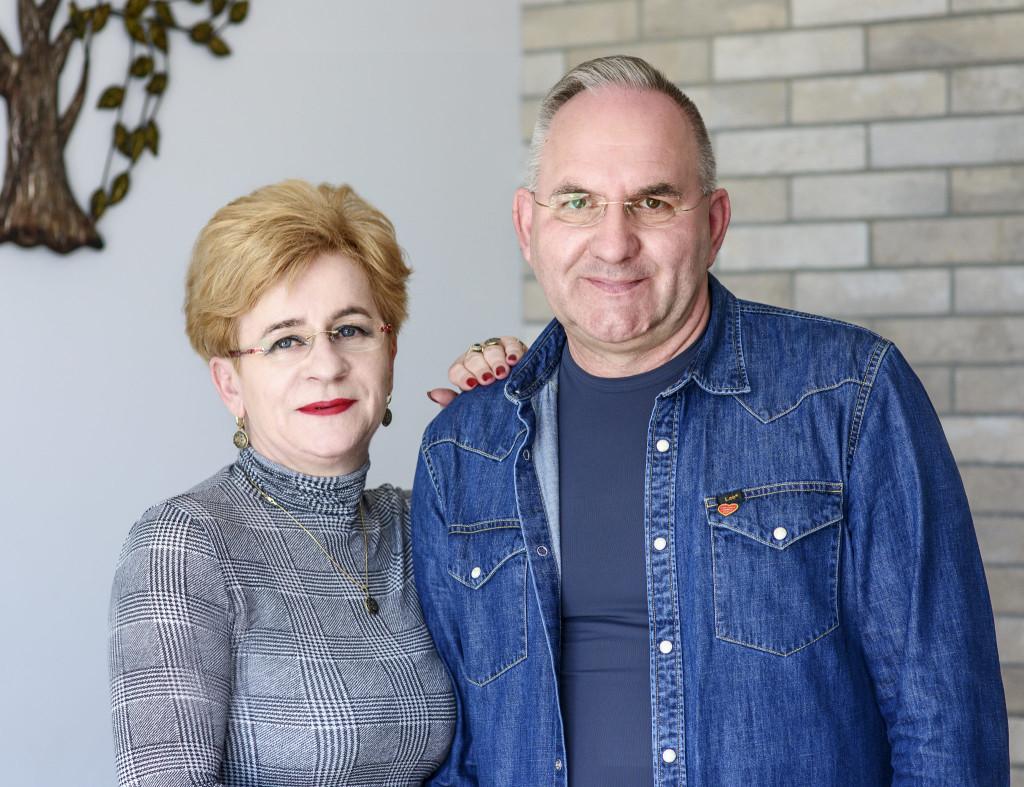 NASI KLIENCI_Teresa i Zbigniew Stryjewscy
