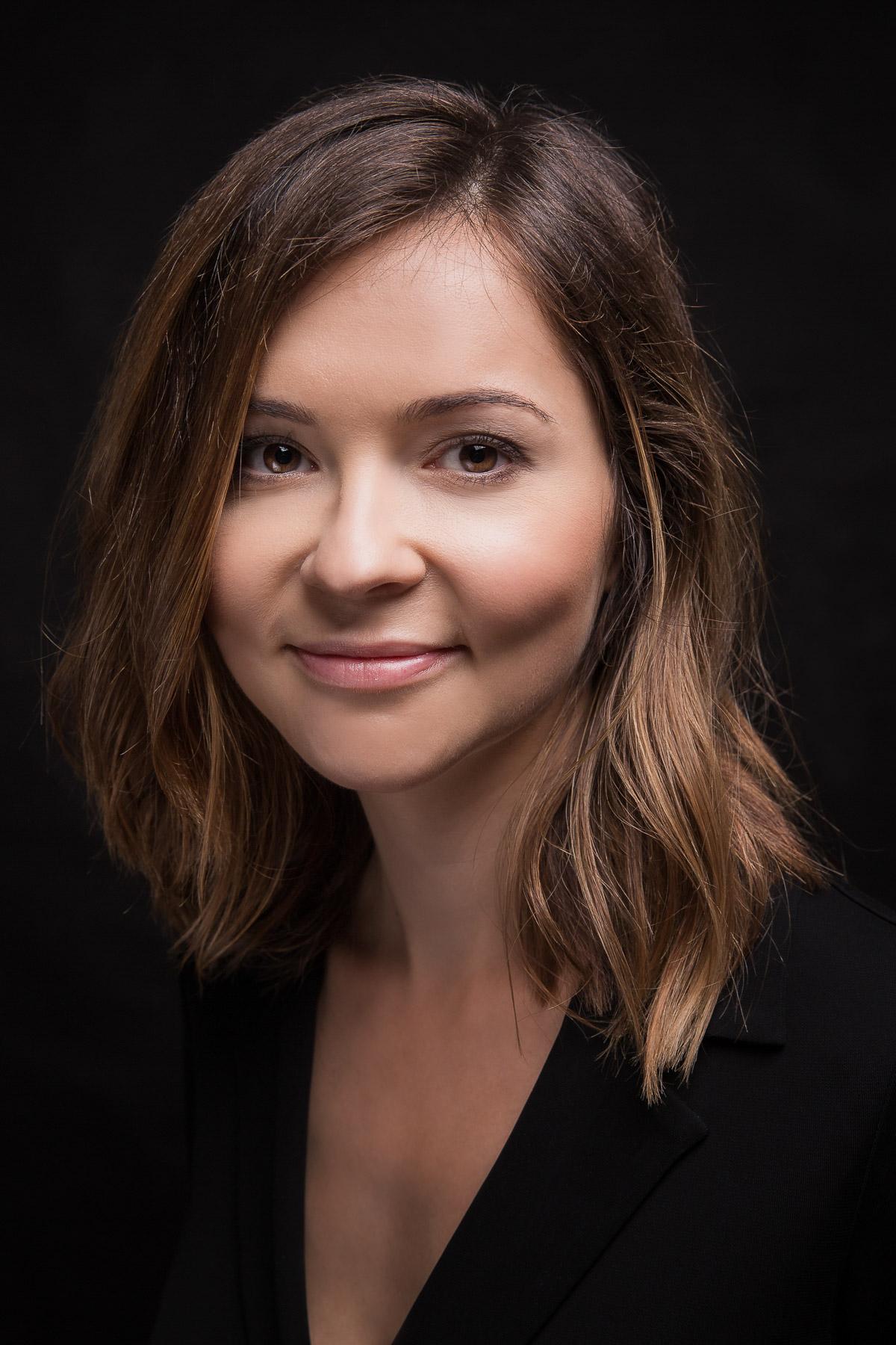 Matylda Jezierska zdjęcie portretowe