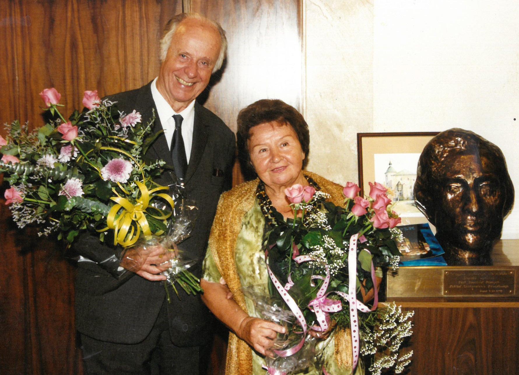 Gabriela i Andrzej Cwojdzińscy