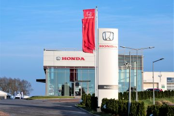 Honda salon 1