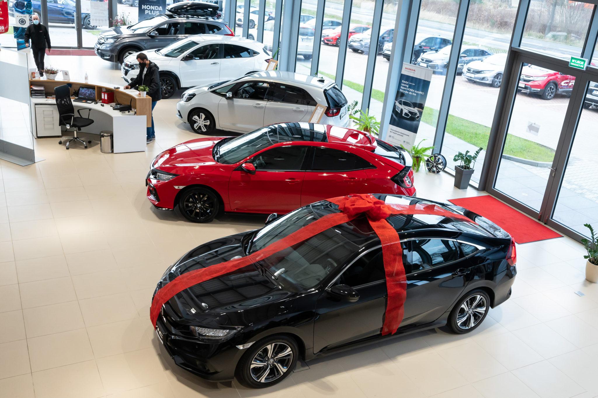 Honda salon 2