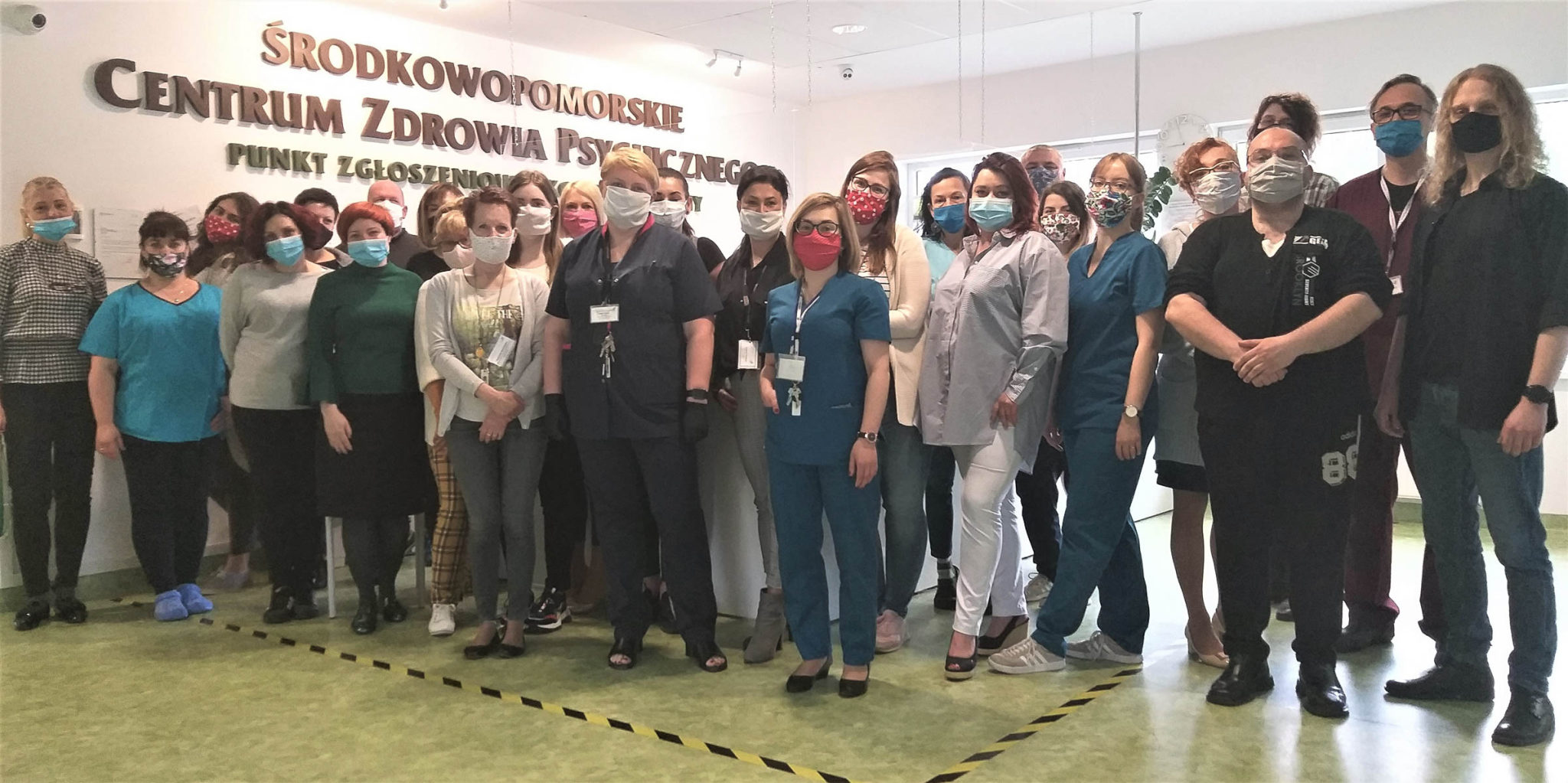 Zespół Środkowopomorskiego Centrum Zdrowia Psychicznego MEDiSON w Koszalinie