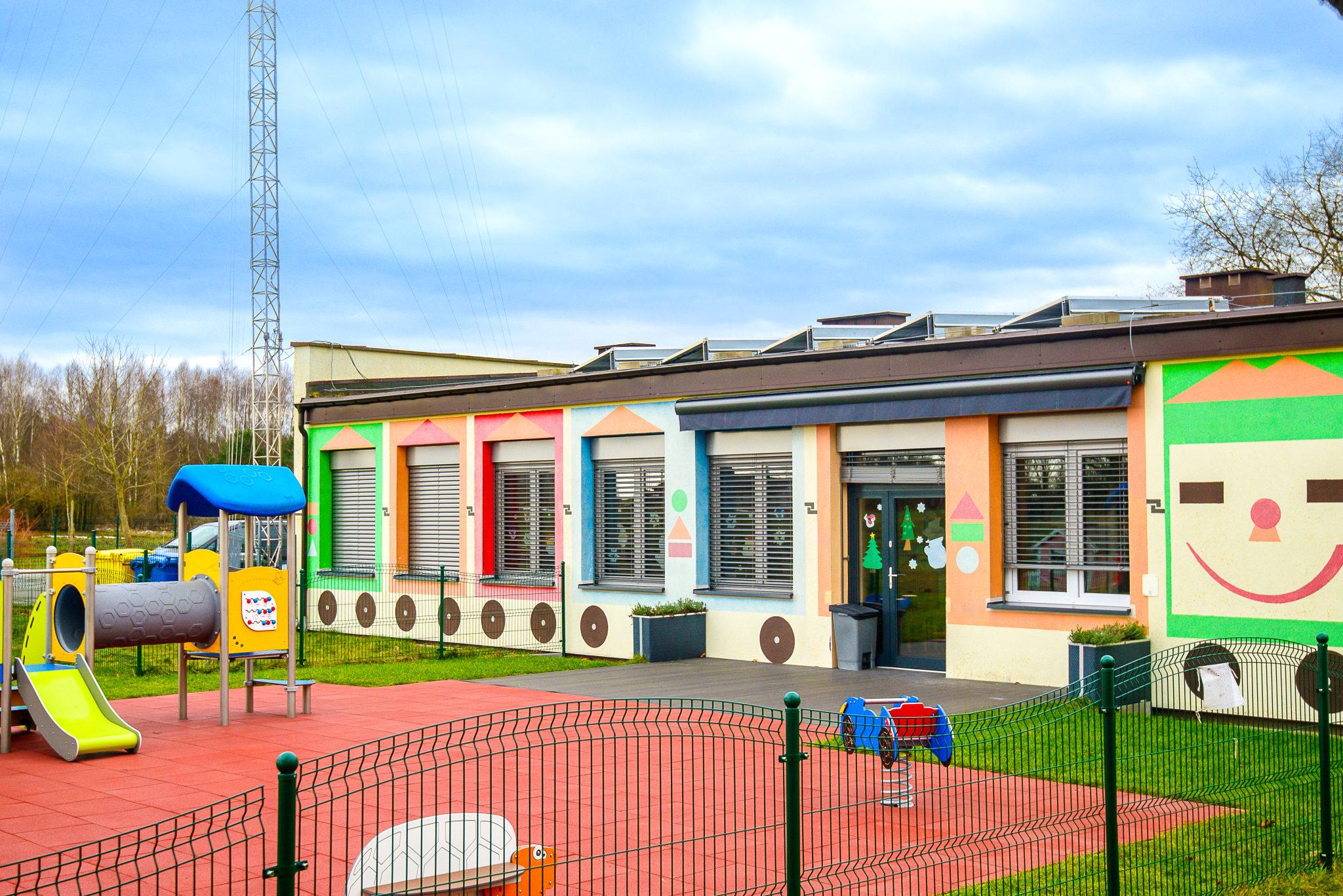 Przedszkole w Gniazdowie