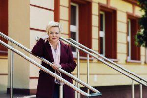 Barbara Grygorcewicz (fotografia Izabela Rogowska)